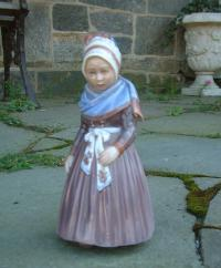 Royal Copenhagen figure of a girl # 1165
