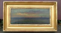 Antique Oil on Canvas by Jennie or Fannie Burr circa 1900