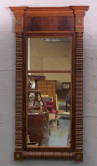 19th century American Wall mirror