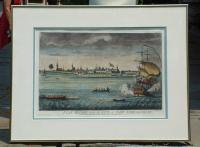 Carnitham Fort George City of New York Print