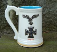 Antique German Rupland Mug or Stein 1939