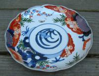 Antique Japanese Imari Porcelain dish