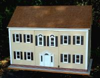 Vintage Architectural Model Doll House