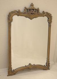 Kittinger Reproduction Chinese Chippendale Style Wall Mirror
