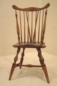 American Brace back Fan Back Windsor chair