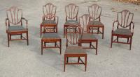 8 Potthast Sheraton dining room chairs