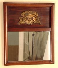 Antique Country French Mirror c1800