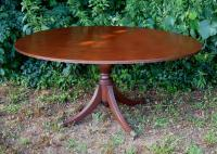 Period English Regency Breakfast table c1820