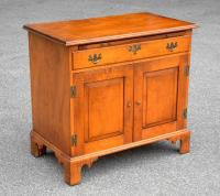 Eldred Wheeler Reproduction Tiger Maple Country Chippendale Chest