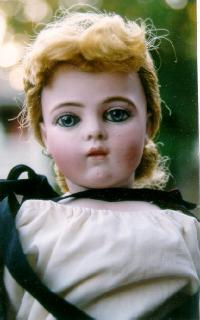 Antique French Bru Jne doll c1880