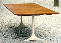 Modern period Herman Miller dining table