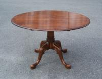 Handmade French country cherry breakfast tea table