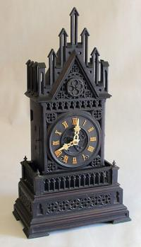 Antique shelf cuckoo clock Germany circa 1850