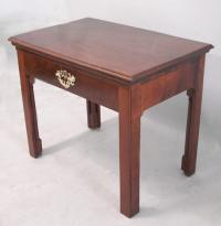 English mahogany architects desk c1790