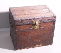 Louis Vuitton hat travel trunk 130475