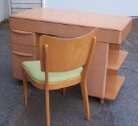 Haywood Wakefield desk and chair