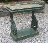 19th century Venetian console table