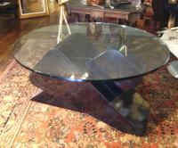 Ettore Sottass 20th century Memphis movement coffee table c1980