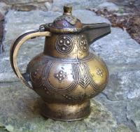 18th century Tribal Tibetan teapot