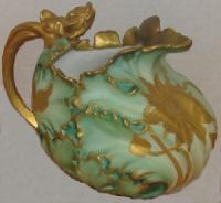 Pairpoint limoges porcelain pitcher