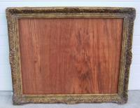 French Regence hand carved paintings frame c1880