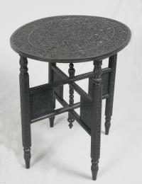 North Indian low table circa 1880