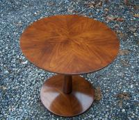 Mid Century Modern mahogany drexel occasional table c1960