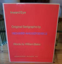 Inward Eye folio 285 of 500 by Richard Joseph Anuszkiewicz