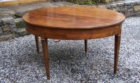 French Provincial lift top dining table c1820