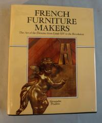 French Furniture Makers by Alexandre Pradere 1986
