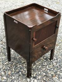 Post-1950 Romantic Henkel Harris Tea Accent Occasional Side End Table Mahogany Virginia Galleries A Complete Range Of Specifications