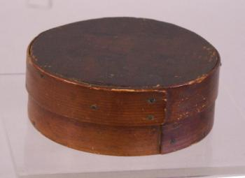 Image of Antique American country pantry box c1840